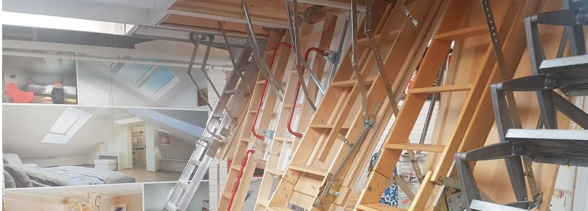 How to Choose the right Attic Ladder