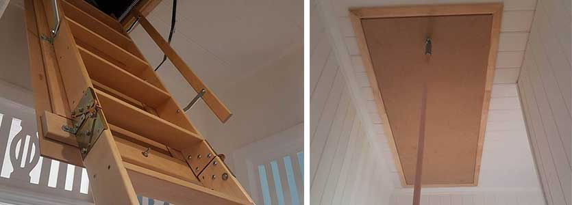 Attic and Ladder Installation Brisbane
