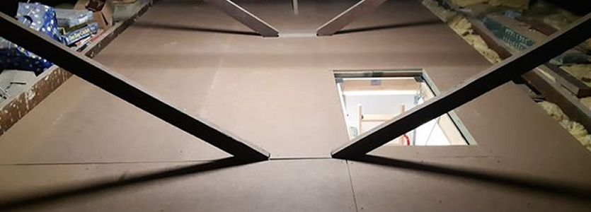 Attic Space Access Ladders