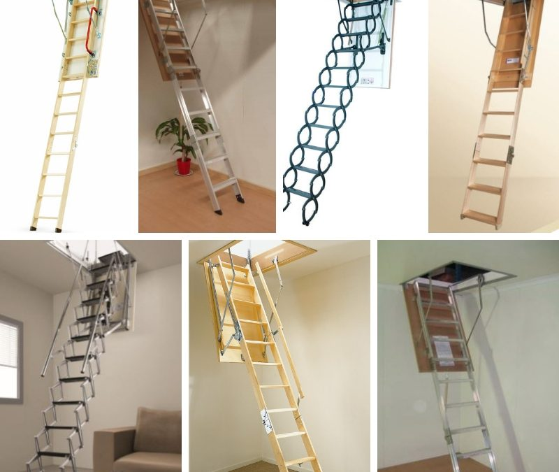 Attic Ladder Experts
