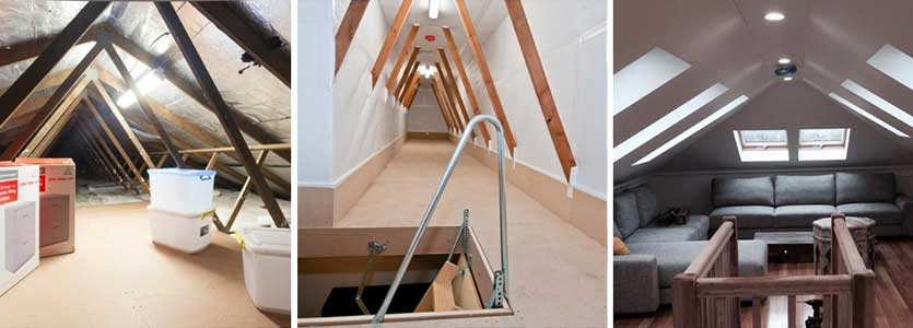 Roof Conversion Ideas