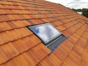Skylight in Roof