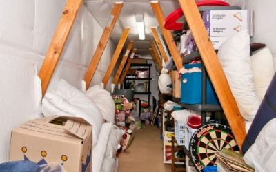 Attic Storage Solutions