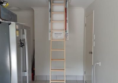 Step 7. Measure And Cut Ladder To Length