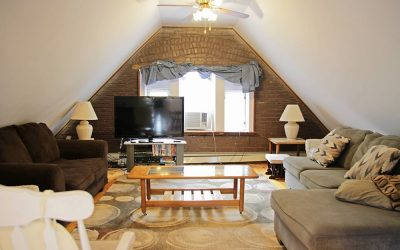 How to Convert an Attic into a Beautiful New Room